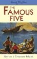 Couverture Le Club des Cinq et le trésor de l'île Editions Hodder & Stoughton (Children's Books) 1997