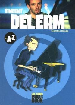 Couverture Vincent Delerm de A à Z