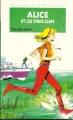 Couverture Alice et les Trois Clefs Editions Hachette (Bibliothèque verte) 1995