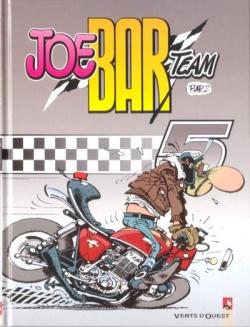 Couverture Joe Bar Team, tome 5