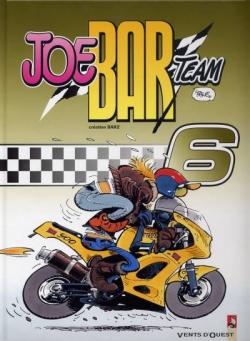 Couverture Joe Bar Team, tome 6
