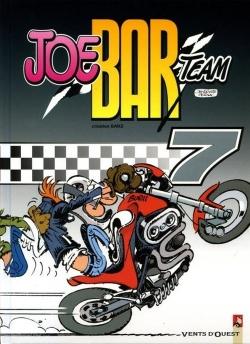 Couverture Joe Bar Team, tome 7