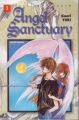 Couverture Angel Sanctuary, tome 01 Editions Tonkam 2000