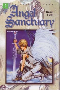 Couverture Angel Sanctuary, tome 02