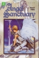 Couverture Angel Sanctuary, tome 02 Editions Tonkam 2000