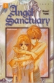 Couverture Angel Sanctuary, tome 03 Editions Tonkam 2000