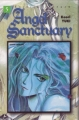 Couverture Angel Sanctuary, tome 05 Editions Tonkam 2001