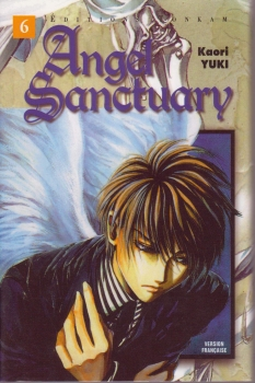 Couverture Angel Sanctuary, tome 06