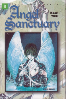 Couverture Angel Sanctuary, tome 08