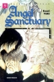 Couverture Angel Sanctuary, tome 09 Editions Tonkam 2001