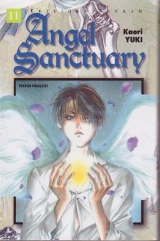 Couverture Angel Sanctuary, tome 11