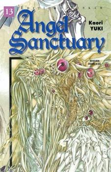 Couverture Angel Sanctuary, tome 13