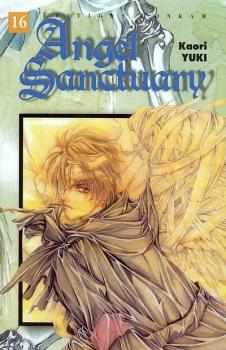 Couverture Angel Sanctuary, tome 16