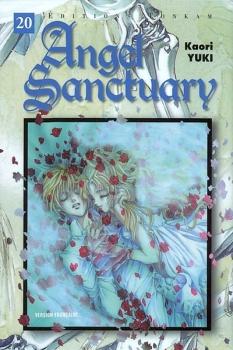 Couverture Angel Sanctuary, tome 20