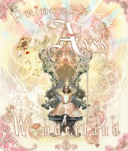 Couverture Princess Alyss of Wonderland