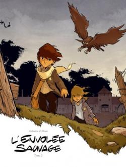 Couverture L'envolée sauvage, tome 2 : Les autours des palombes