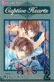 Couverture Captive Hearts, tome 2 Editions Viz Media (Shojo Beat Manga) 2009