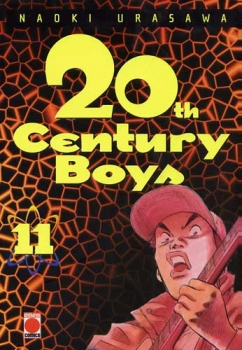 Couverture 20th Century Boys, tome 11