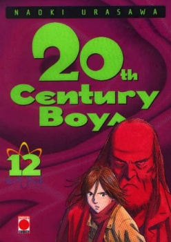 Couverture 20th Century Boys, tome 12