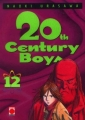 Couverture 20th Century Boys, tome 12 Editions Panini 2004