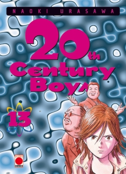 Couverture 20th Century Boys, tome 13