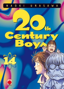 Couverture 20th Century Boys, tome 14