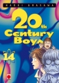 Couverture 20th Century Boys, tome 14 Editions Panini (Manga - Seinen) 2004