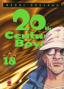 Couverture 20th Century Boys, tome 18