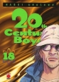 Couverture 20th Century Boys, tome 18 Editions Panini 2005