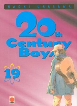 Couverture 20th Century Boys, tome 19