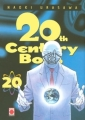 Couverture 20th Century Boys, tome 20 Editions Panini 2006