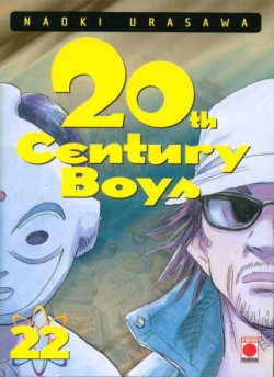 Couverture 20th Century Boys, tome 22