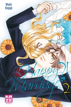Couverture Happy Marriage!?, tome 02