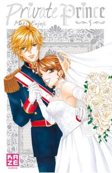 Couverture Private Prince, tome 5