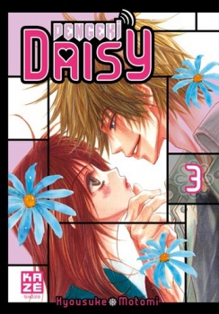 Couverture Dengeki Daisy, tome 03