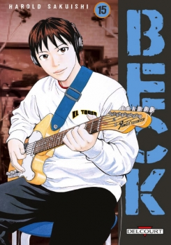 Couverture Beck, tome 15