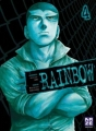 Couverture Rainbow, tome 04 Editions Kazé (Seinen) 2010