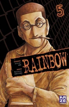 Couverture Rainbow, tome 05