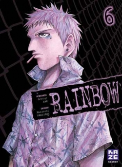 Couverture Rainbow, tome 06