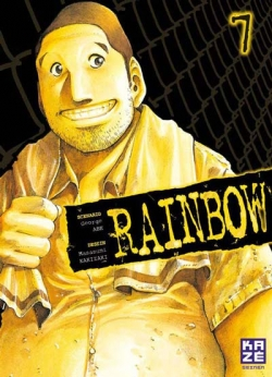 Couverture Rainbow, tome 07
