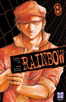 Couverture Rainbow, tome 08