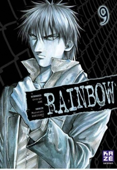 Couverture Rainbow, tome 09