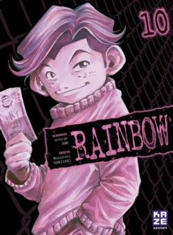 Couverture Rainbow, tome 10