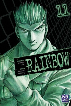 Couverture Rainbow, tome 11
