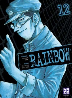 Couverture Rainbow, tome 12
