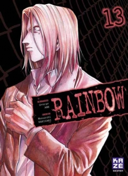 Couverture Rainbow, tome 13