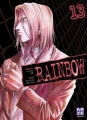 Couverture Rainbow, tome 13 Editions Kazé (Seinen) 2010