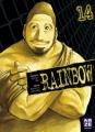 Couverture Rainbow, tome 14 Editions Kazé (Seinen) 2010