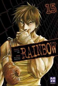 Couverture Rainbow, tome 15