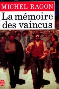 Couverture La mémoire des vaincus